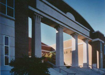 Montgomery Bell Academy's Parking Garage & Soccer Field